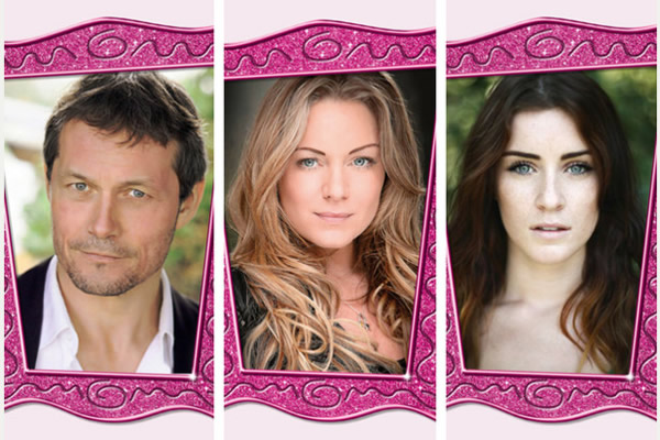 Legally Blonde The Musical Cast