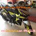Sơn xe máy Winner 150 màu xám vàng đen cực đẹp