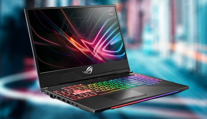 Asus ROG Strix HERO II 2019