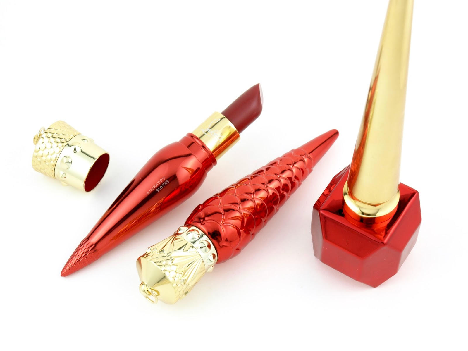 christian louboutin makeup review