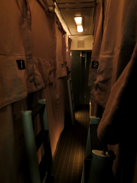 Destination Mike Via Rail Sleeper Plus Class Berths