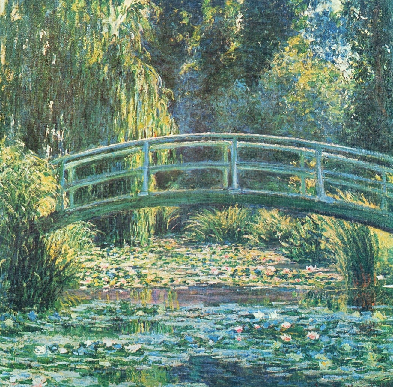 Claude Monet Cuadros Monet My Garden Is My Most Beautiful Masterpiece Part 2