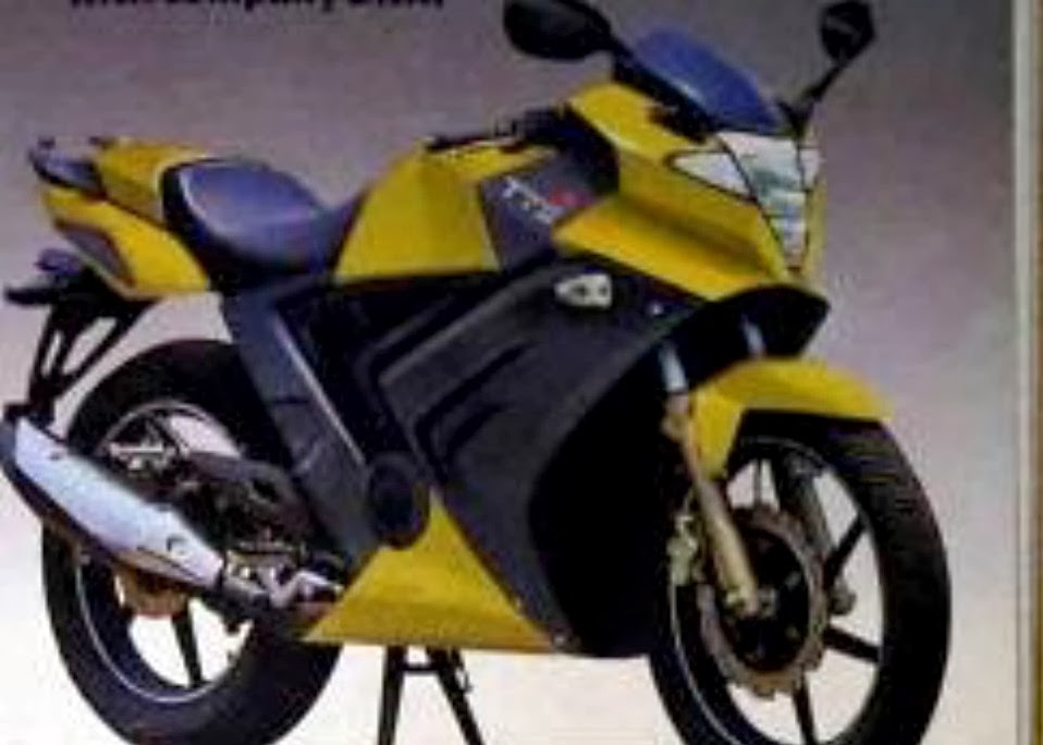 New Tvs Apache 250 Cc Features And Technical Specs