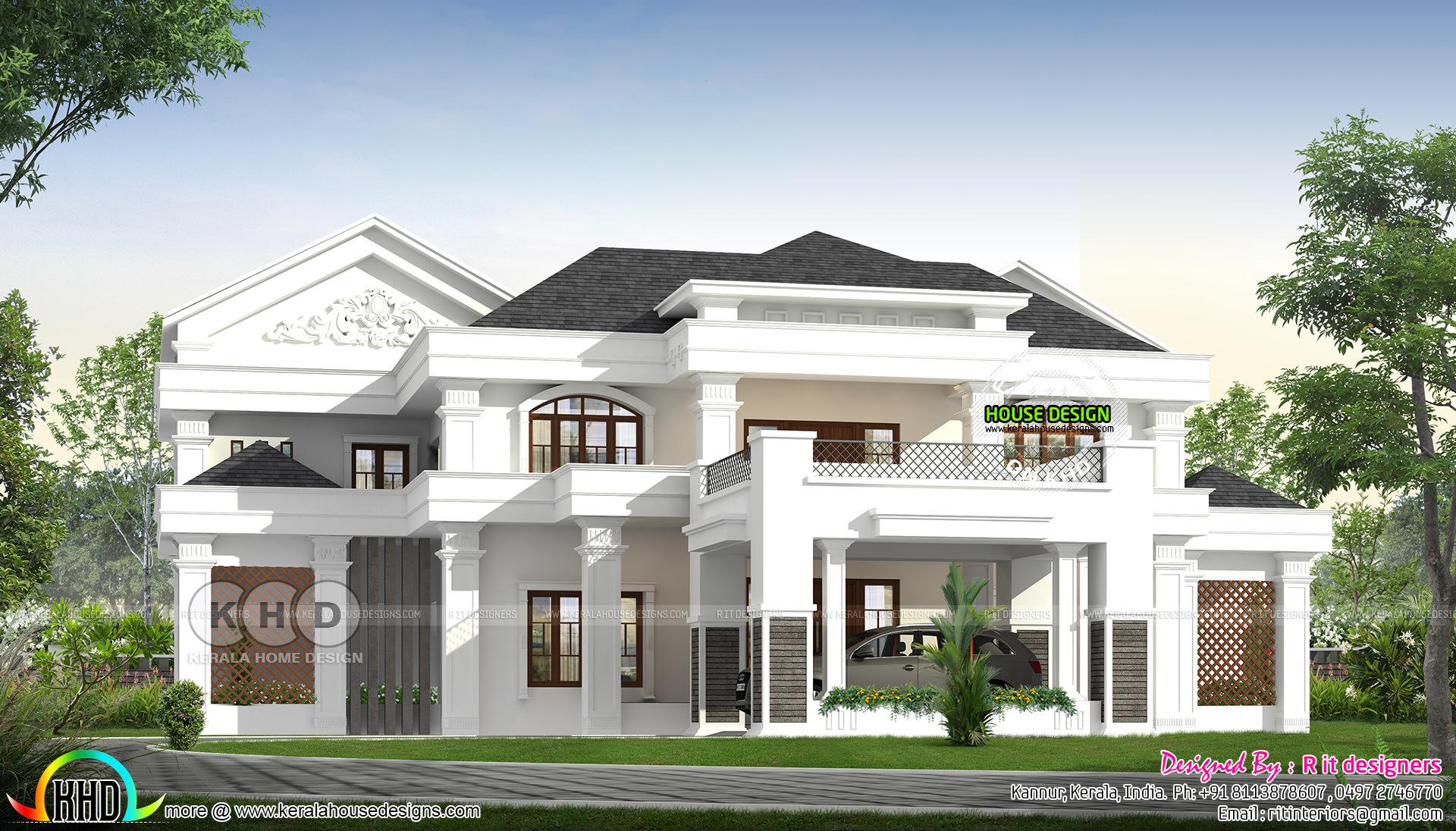 June 2019 - Kerala home design and floor plans
