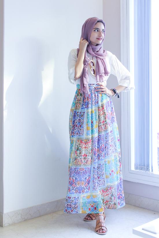 hijab fashion indian style blog farheen naqi