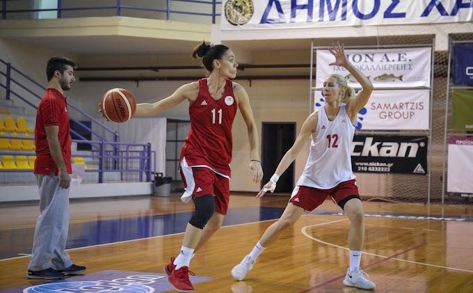 Νικολοπούλου: «Περισσότερο πάθος και ενέργεια στο παιχνίδι μας»