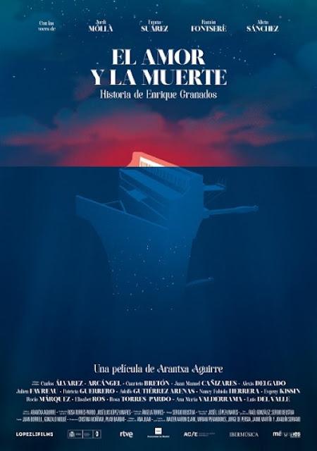 [Noticias] Arantxa Aguirre estrenará su documental 'El amor y la muerte' el 9 de noviembre