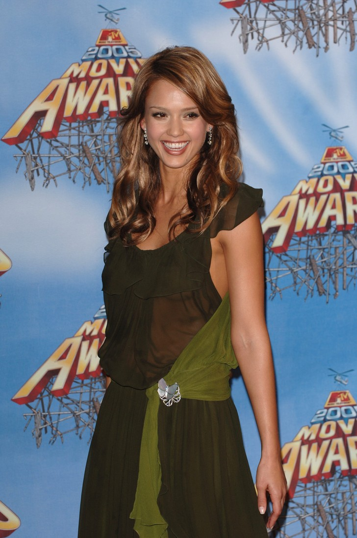 Jessica Alba Nude The Fappening - Page 2 - FappeningGram