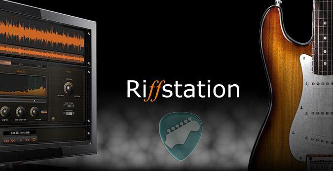 Riffstation Pro Aplikasi Untuk Mencari Chord Lagu / Kunci Gitar Otomatis Dari MP3 atau Video