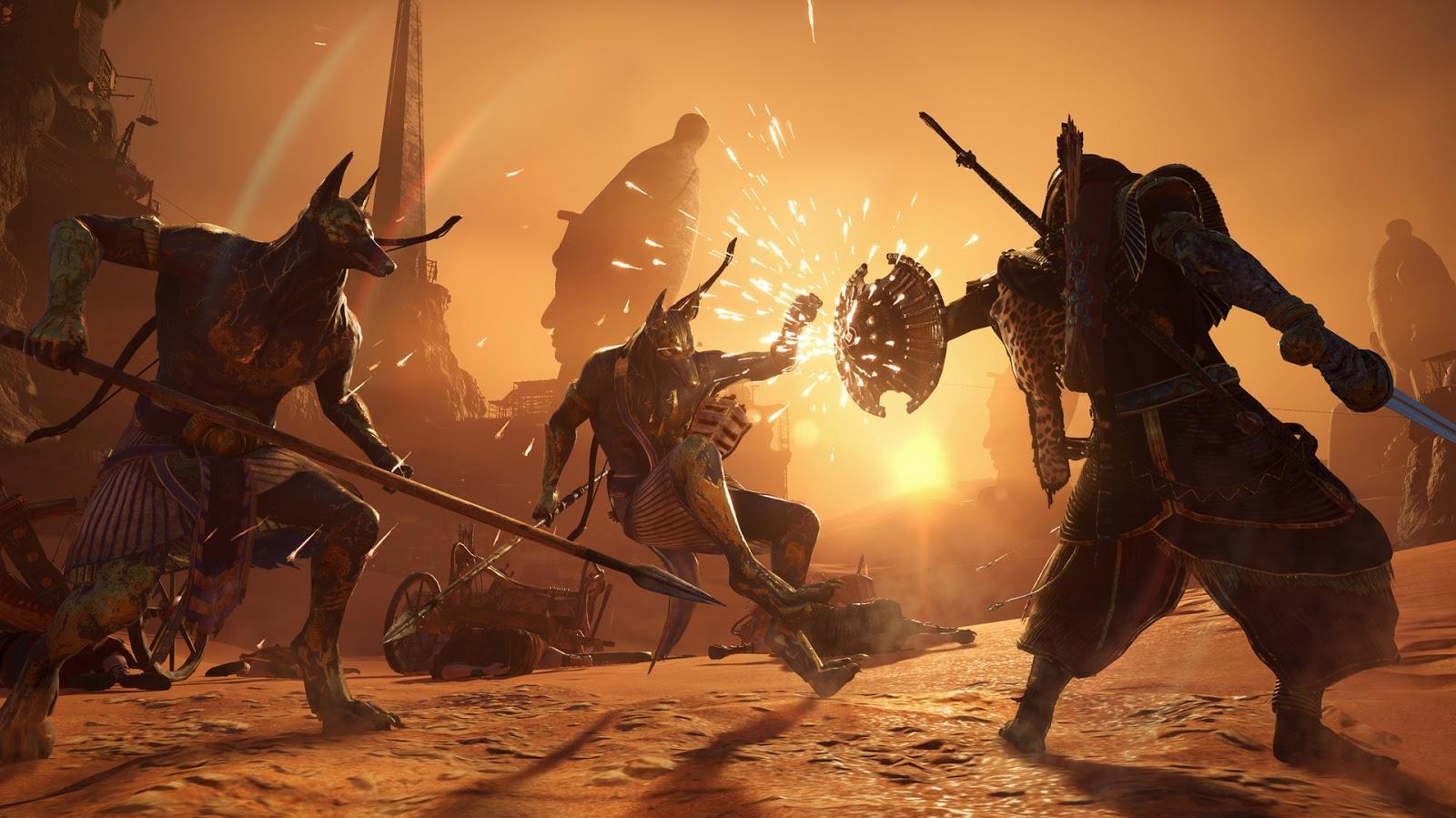 Assassin's Creed Origins The Curse Of The Pharaohs PC ESPAÑOL + Crackfix (CODEX) + REPACK 11 DVD5 (JPW) 5