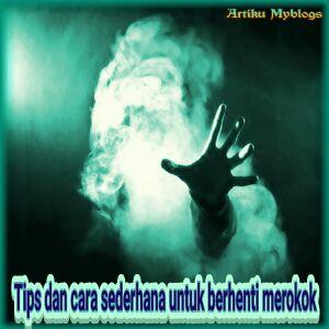 Cara untuk berhenti merokok