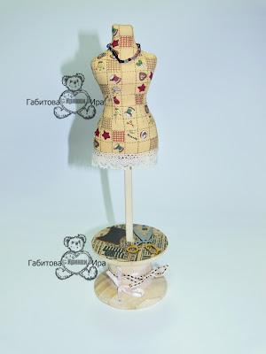 текстильный манекен