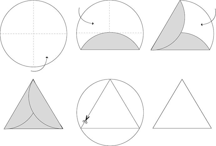 DIY Dekokugeln aus Papier basteln | Downloadvorlage