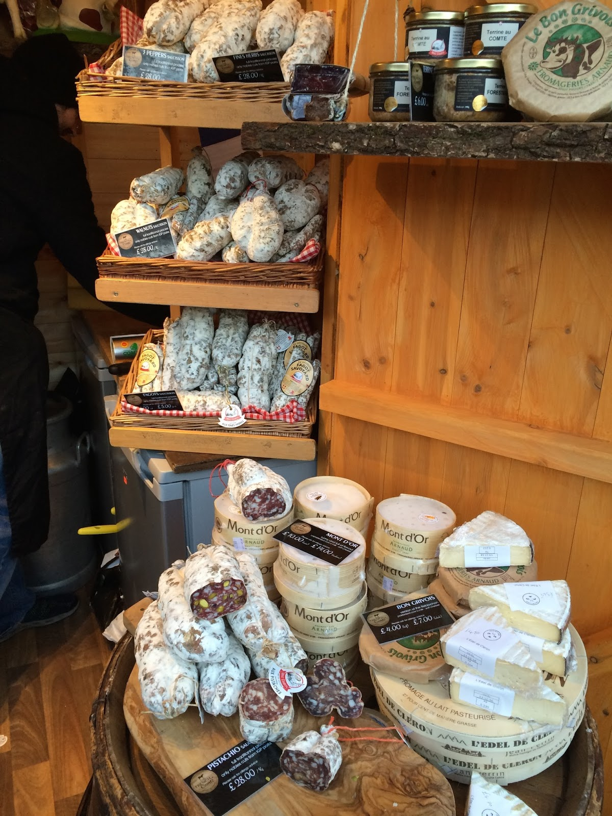 Winchester Christmas Market, Hampshire bloggers, UK lifestyle blogs