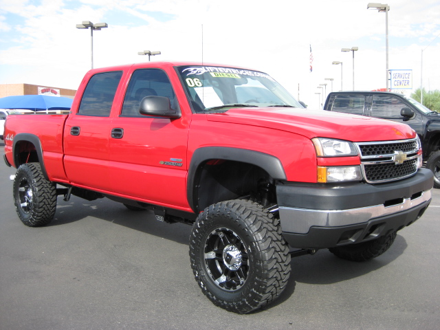 Trucks For Sale: Chevy Lifted Trucks For Sale