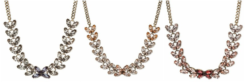 SUGARFIX by BaubleBar Ombre Garland Necklace $16 (reg $20)