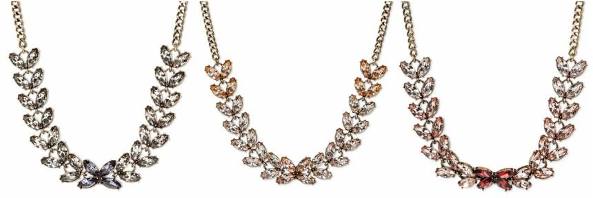 SUGARFIX by BaubleBar Ombre Garland Necklace $16 (reg $20)