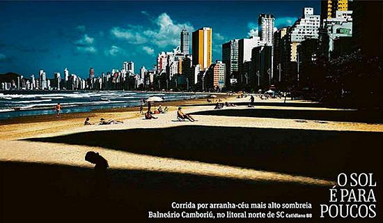 Balneário Camboriú - o Sol é para poucos