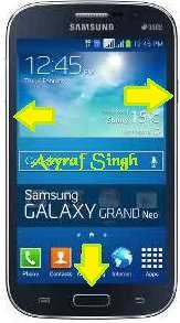 Download Mode Samsung galaxy Grand Neo