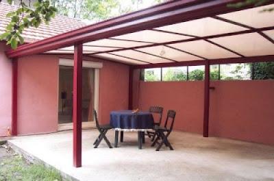 the deco house faire construire une pergola. Black Bedroom Furniture Sets. Home Design Ideas