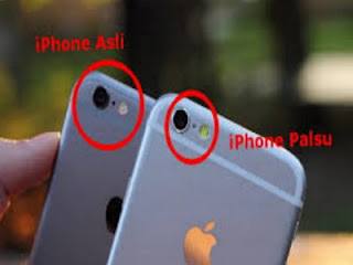 Cara Membedakan iPhone Ori dan Replika Paling Akurat dan Mudah Melalui Ujicoba