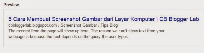 Cara Membuat Breadcrumb Blog SEO Friendly