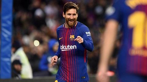 Messi khẳng định sẽ gắn bó với Barca đến hết sự nghiệp