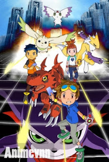 Digimon Tamers VietSub - Digimon Adventure SS3 2013 Poster