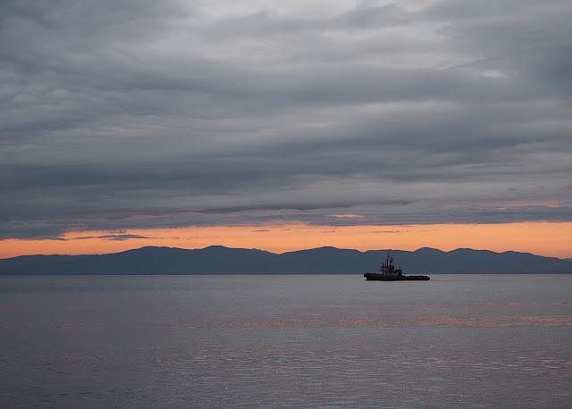 Владивосток, море (Vladivostok, the sea)