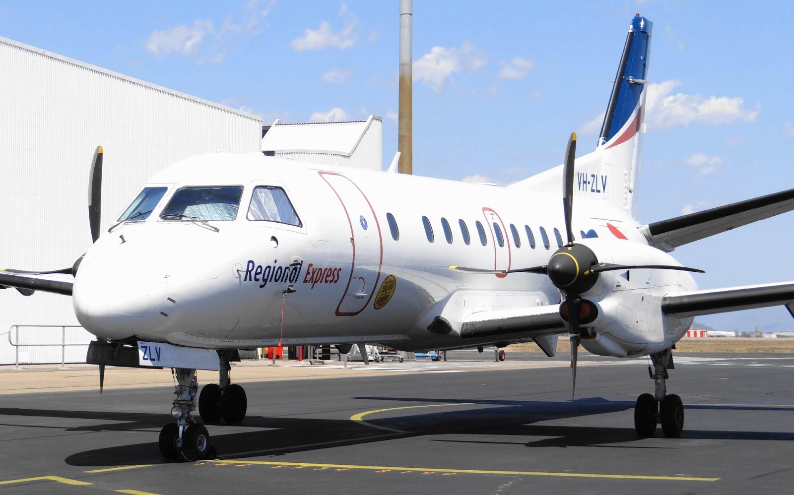 Air Queensland Blogspot Regional Express Airlines Rex