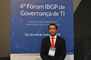 CPRM participa do Fórum de Governança de TI