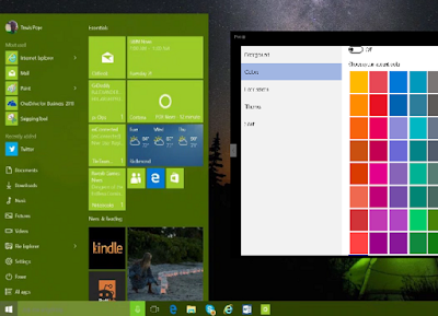 How to Change Themes and Background Colors in Windows 10