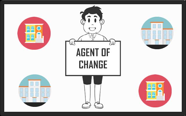 Agen perubahan untuk menjadikan apartemen bagian dari masyarakat