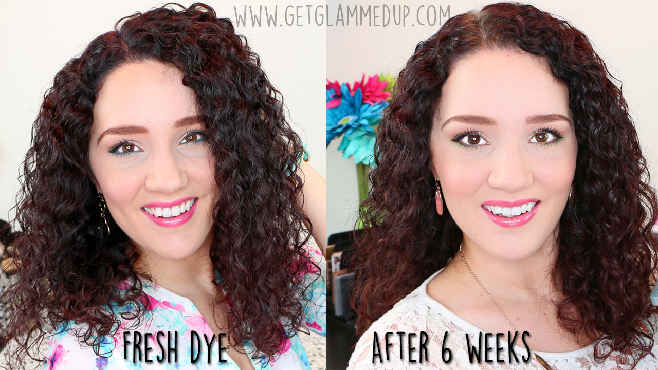 Video How To Prevent Hair Color From Fading Second Day Curly Hair
