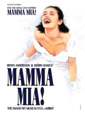 Mamma Mia ! comédie musicale