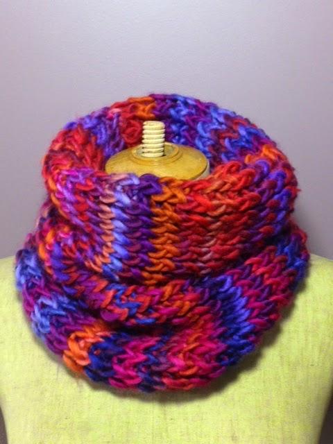 tricotin circulaire laine fine