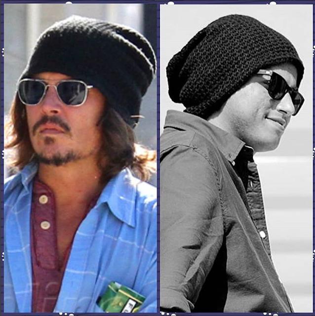 Sourajit Saha & Johnny Depp