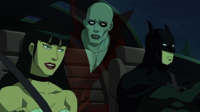 Justice League Dark (2017) Full Movie [English-DD5.1] 720p BluRay ESubs Download