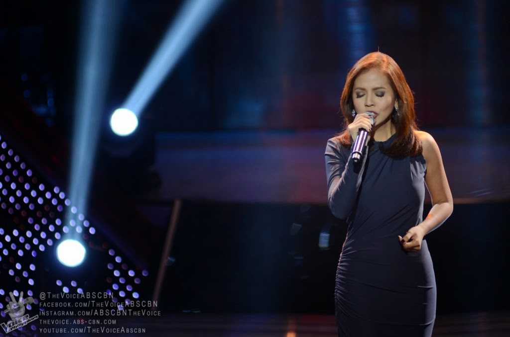 90s RnB artist Arnee Hidalgo auditions on 'The Voice PH'
