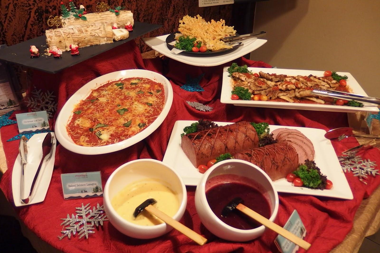 Momiji Japanese Restaurant Oyster Festival & Christmas Menu 2014 ...