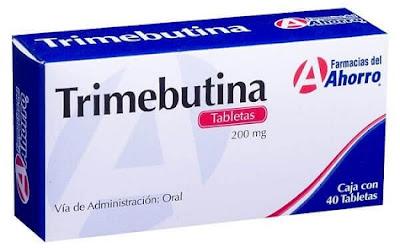 Trimebutina