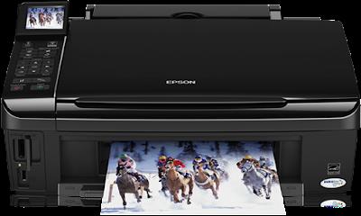 Image Epson Stylus SX515W Printer Driver