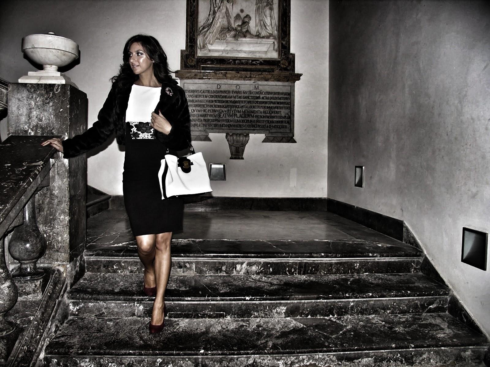 #claudiamagro, fashion, event, galleria, civica, arte, moderna