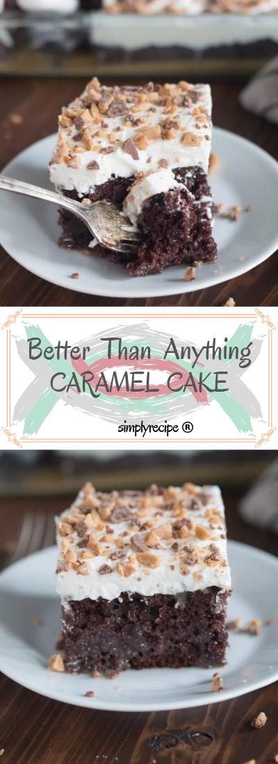 Bеttеr thаn Anуthіng Caramel Cake