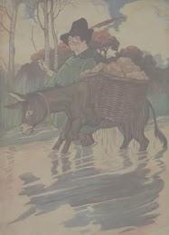 Dongeng Keledai dan Garam Muatannya (Aesop) | DONGENG ANAK DUNIA
