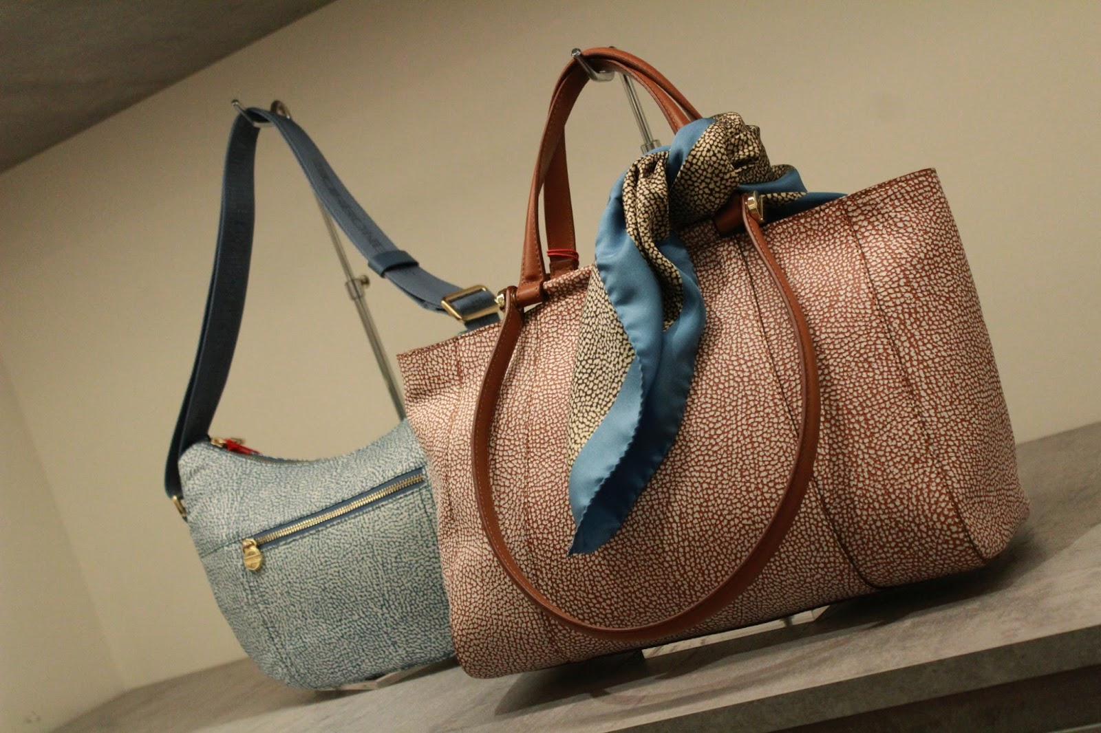 Is@bag Brescia - Eniwhere Fashion - Borbonese