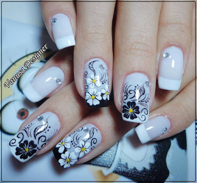 Los mas hermosos diseños de uñas para bodas