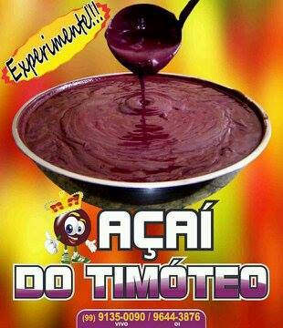 AÇAÍR DO TIMÓTEO