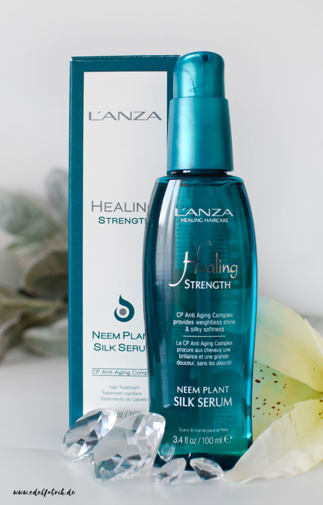 L'Anza Healing Strength Neem Plant Silk Seru, Beautypress Newsbox