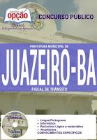 Apostila CSTT BA Fiscal de Trânsito concurso CSTT Juazeiro/BA.